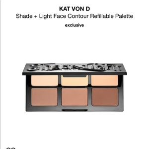 Kat Von D shade & light